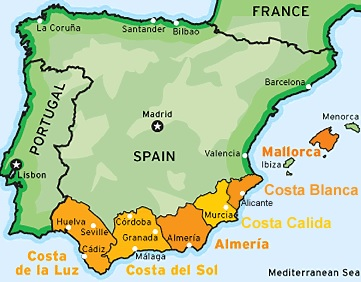 Costa Del Sol Information All the information you need about the