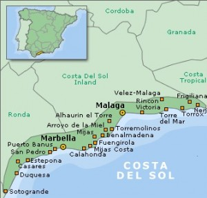 spain southern regions 2 300x286 Costa Del Sol Information